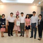 Haruka đã cung cấp phiên dịch tiếng Nhật ngành điều dưỡng tại Hà Nội